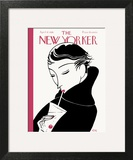 The New Yorker Cover - April 17, 1926 Art Print by Clayton Knight