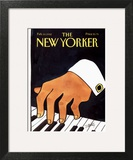 The New Yorker Cover - February 10, 1992 Wall Art by Donald Reilly