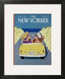 The New Yorker Cover - September 18, 1989 Prints by Barbara Westman