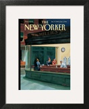 The New Yorker Cover - December 27, 1999 Prints by Owen Smith