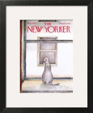 The New Yorker Cover - May 12, 1973 Poster by Andre Francois