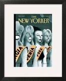The New Yorker Cover - October 9, 2000 Prints by Ian Falconer