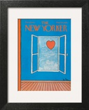 The New Yorker Cover - February 14, 1970 Wall Art by Pierre LeTan