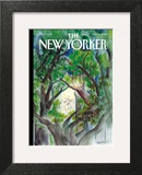 The New Yorker Cover - May 3, 2004 Wall Art by Jean-Jacques Sempé