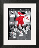 The New Yorker Cover - October 20, 2008 Posters by Robert Risko