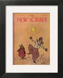 The New Yorker Cover - October 30, 1978 Wall Art by William Steig