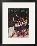 The New Yorker Cover - January 13, 1940 Posters by Victor De Pauw