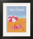 The New Yorker Cover - August 20, 1984 Print by Heidi Goennel