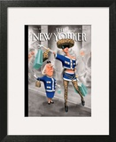 The New Yorker Cover - September 10, 2012 Posters by Ian Falconer