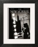 The New Yorker Cover - June 10, 2013 Wall Art by Birgit Schössow