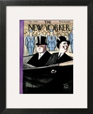 The New Yorker Cover - March 4, 1933 Print by Peter Arno