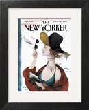 The New Yorker Cover - June 13, 2005 Posters by Ana Juan