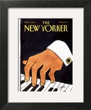The New Yorker Cover - February 10, 1992 Art Print by Donald Reilly