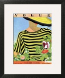 Vogue Cover - May 1934 - Glam Gardening Prints by Alix Zeilinger