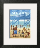 The New Yorker Cover - July 6, 2015 Posters by Eric Drooker