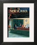 The New Yorker Cover - December 27, 1999 Print by Owen Smith
