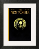 The New Yorker Cover - October 31, 2005 Poster by Ian Falconer