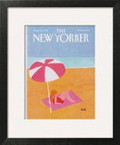 The New Yorker Cover - August 20, 1984 Prints by Heidi Goennel