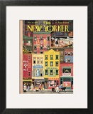 The New Yorker Cover - March 18, 1944 Prints by Witold Gordon