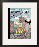 The New Yorker Cover - June 8, 2009 Posters by Dan Clowes
