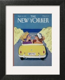 The New Yorker Cover - September 18, 1989 Poster by Barbara Westman
