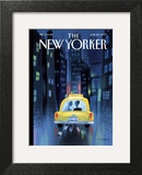 The New Yorker Cover - June 25, 2007 Wall Art by Lou Romano