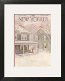 The New Yorker Cover - December 27, 1952 Posters by Edna Eicke