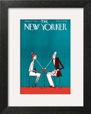 The New Yorker Cover - August 8, 1925 Wall Art by Julian de Miskey