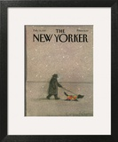 The New Yorker Cover - February 16, 1987 Posters by Eugène Mihaesco