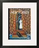 The Resurrection of the Dead - The New Yorker Cover, January 25, 2010 Art by Frantz Zephirin