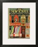 The New Yorker Cover - September 21, 1946 Prints by Witold Gordon