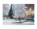 Winter Alive Prints by Eduard Gurevich