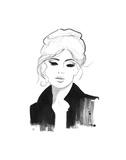 Pretty Parisian No. 2 Art par Jessica Durrant