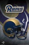 Los Angeles Rams- Helmet 16 Posters