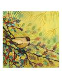 Goldfinch Resting Plakaty autor Jennifer Lommers
