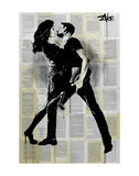 Night Moves Plakater af Loui Jover