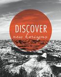Discover New Horizons Plakaty autor Laura Marshall