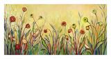 Summer Poppies Wydruk giclee autor Jennifer Lommers
