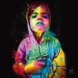 Gangsta Child, King of Street Giclee Print by Patrice Murciano