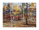 Gloria de otoño Pósters por Robert Moore