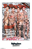 Rolling Stone- 5 Seconds Of Summer 2016 Posters