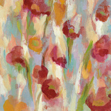 Breezy Floral II Poster by Silvia Vassileva