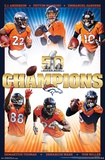Super Bowl 50- Champions Prints
