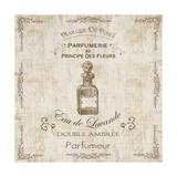 Parchment Bath Perfume Premium Giclee Print by Lauren Gibbons