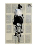 Sunday Ride Prints by Loui Jover