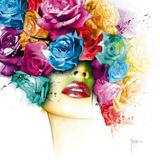 La Vie en Rose Stampa giclée di Patrice Murciano