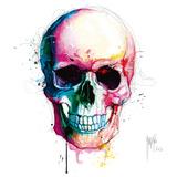 Angel`s Skull Giclée-tryk af Patrice Murciano
