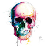 Angel`s Skull Giclee Print by Patrice Murciano