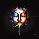 Zen Pop Giclée-tryk af Patrice Murciano