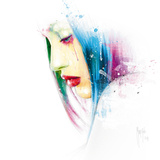 In Love Giclee Print by Patrice Murciano